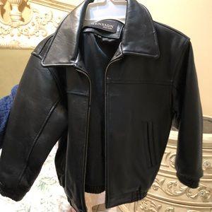 Other - Dimension New York leather jacket vintage
